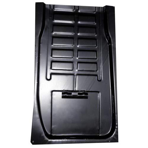(EMPI 3553 FLOOR PAN, RIGHT REAR, VW VOLKSWAGEN BUG, BEETLE, STEEL, WELD-IN)