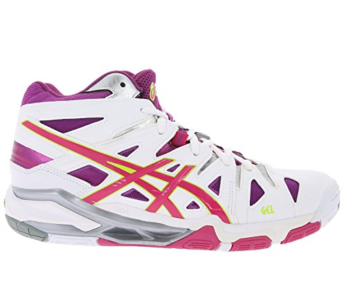 Gel Multicolor W Zapatillas 0125 de Cross Asics 5 0000001 Unisex Multicolour MT Adulto B451y Sensei 41nqdwF