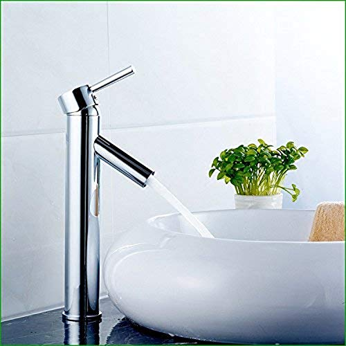 (Taps Sink Taps Hot And Cold Faucet All Copper Chrome Plated Basin Faucet Faucet Faucet Bathroom Bathtub Faucet Hot And Cold Faucet)