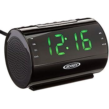amazon com rca rp4801 am fm dual wake cd clock radio discontinued rh amazon com