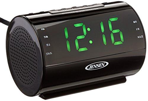 Jensen AM Dual Alarm Clock Radio