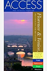 Florence and Venice (Access Travel Guides) Paperback