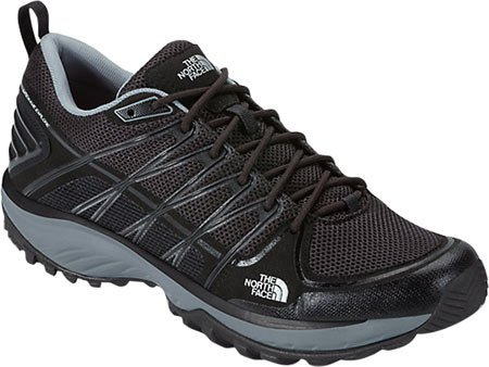 Litewave Explore Hiking Shoe,TNF Black/Metallic Silver,US 1 (North Face Mens Single)
