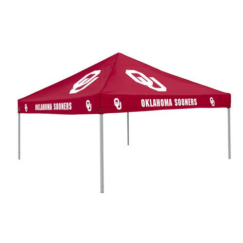 Collegiate 9 Ft. W x 9 Ft. D Canopy NCAA Team: University of Oklahoma