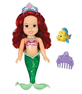 My First Disney Princess Under The Sea Surprise Ariel Doll