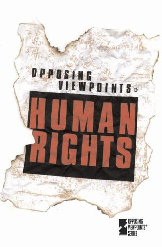 Human Rights (Opposing Viewpoints Series) ebook