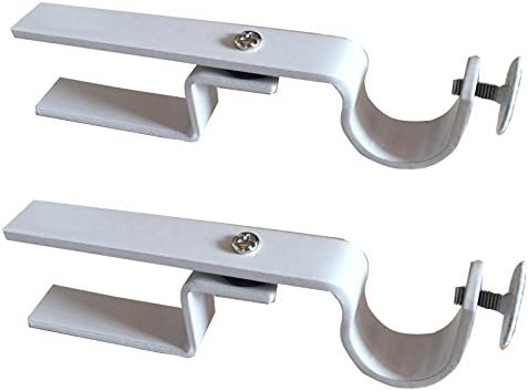 NoNo Bracket Used Inside Mounted Blinds Curtain Rod Bracket Attachment