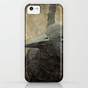 Society6 - The Raven iPhone & iPod Case by Dark Raven Photo