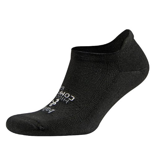 Balega Hidden Comfort Black Socks