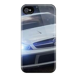 Premium Durable Mercedes Benz Sl65 Amg Black Series Fashion Tpu Iphone 6 PLUS Protective Case Cover