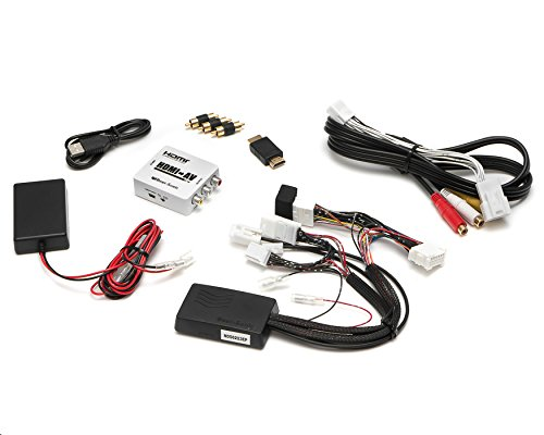 Beat-Sonic Smartphone Mirroring and Navigation and DVD in Motion Adapter for Select 2013+ Lexus models