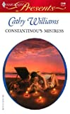 Constantinou's Mistress, Cathy Williams, 037312340X