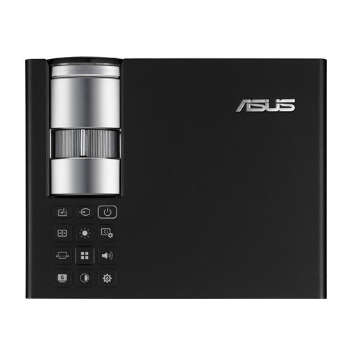 ASUS B1MR 900-lumen 1280 x 800 HDMI VGA USB  SD card reader Short-Throw Ultra-bright Wireless LED Projector
