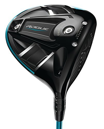 Callaway Golf 2018 Men's Rogue Sub Zero Driver, Right Hand, Synergy, 50G Shaft, Regular Flex, 10.5 degrees ()