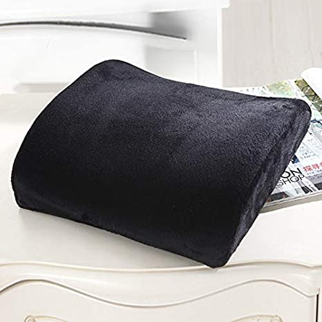 Amazon.com: Cushion Bolsters - 1pc Memory Foam Lumbar Back ...