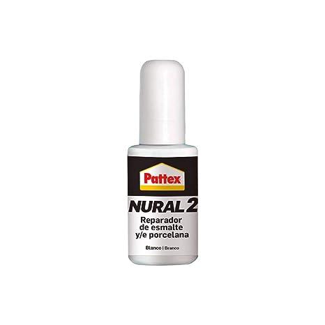 Pattex 2303633 Reparador de Esmalte y Porcelana, 20 ml