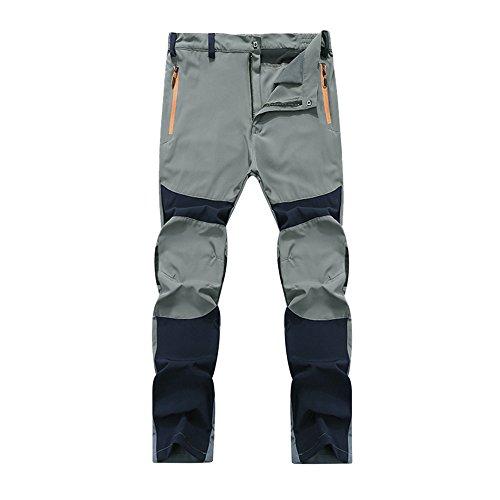 D'escalade Extérieure Randonnée Pantalons Imperméable Mens Tactiques Jutoo Marine Chauds v7xqU6qn