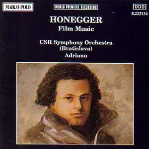 Honegger symphony 1 commandments