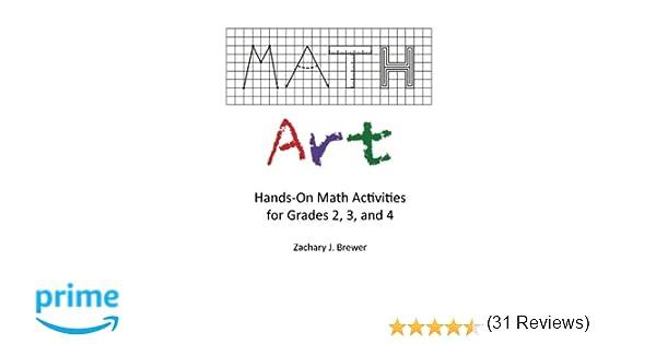 Amazon.com: Math Art: Hands-On Math Activities for Grades 2, 3 ...