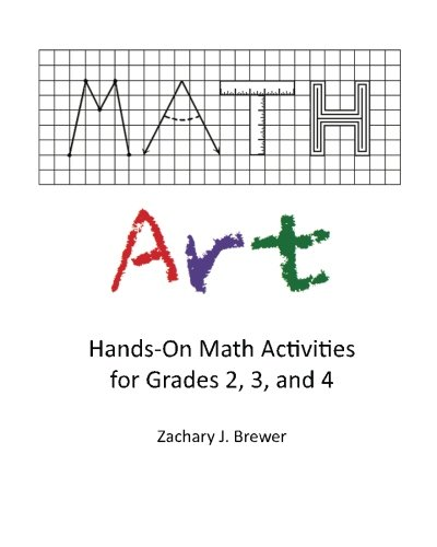 Math Worksheets 3rd grade free math worksheets : Amazon.com: Math Art: Hands-On Math Activities for Grades 2, 3 ...