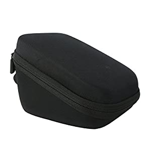 Hard Travel Case for Omron BP742N 5 Series Upper Arm Blood Pressure Monitor Cuff by co2CREA