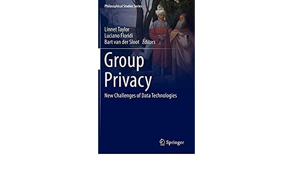 New Challenges of Data Technologies Group Privacy