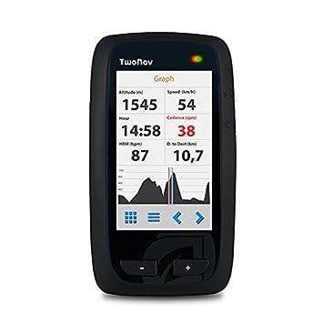 TwoNav - Anima+ GPS para Ciclismo Extremo con Pantalla de 3