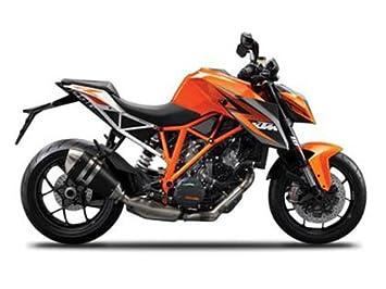 Ktm 1290 Super Duke R >> Maisto Ktm 1290 Super Duke R Orange Motorcycle Model 1 12
