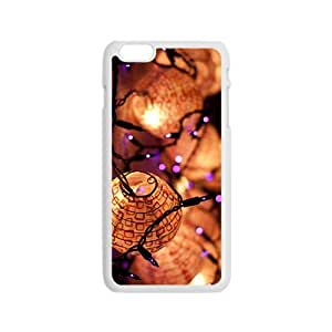 The Beautiful Holiday Lamp Hight Quality Plastic Case for Iphone 6