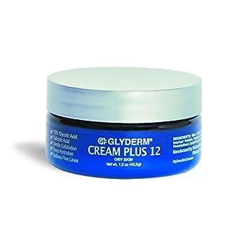 Glyderm Cream Plus 12 -1.5 oz