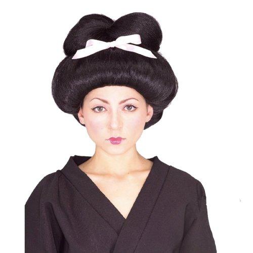 Geisha Wig Adult (Geisha Girl Adult Wig)