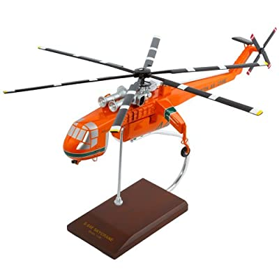 Mastercraft Collection S-64 Skycrane Erickson Model Scale:1/48