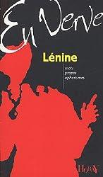 Lénine en verve