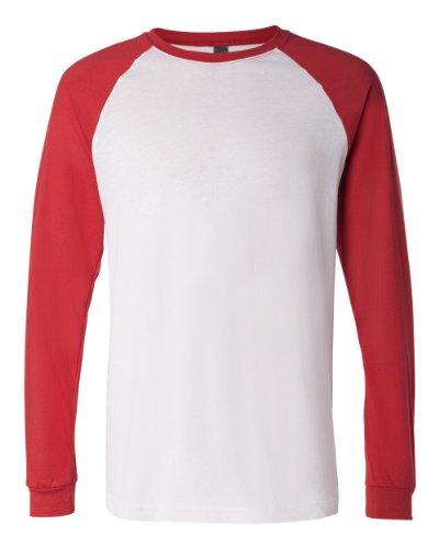 Red Baseball Jersey - 9