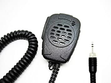 NEW  Clip-Ear Headset//Earpiece Mic Uniden Marine VHF Radio Atlantis-250G Voyager