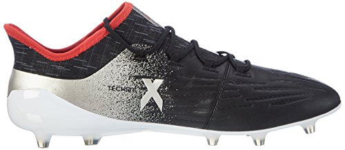 1 Black platin core Femme Les Chaussures Metallic core X Adidas Football Fg Noir Formation 17 W De Red f6qOS