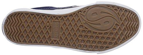 lowest price c0033 ac362 ... Dockers by Gerli 36CD60 - zapatilla deportiva de lona infantil azul -  Blau (baby blau ...