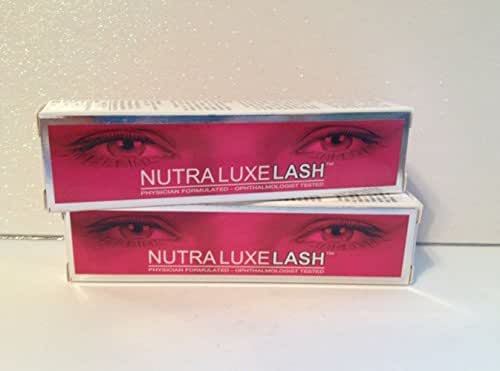 Nutra Luxe Nutraluxe Lash Md Eyelash Eyebrow Conditioner Serum - 3ml X2 Tubes!