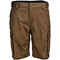 Berne Echo Zero Six Cargo Short Size 36 Regular (PUTTY)