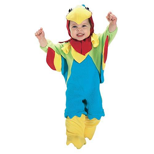 Newborn Baby Parrot Halloween -