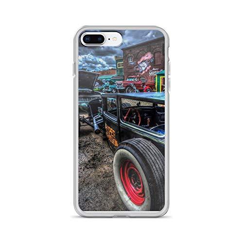 iPhone 7 Plus/8 Plus Pure Clear Case Cases Cover Rat Rod