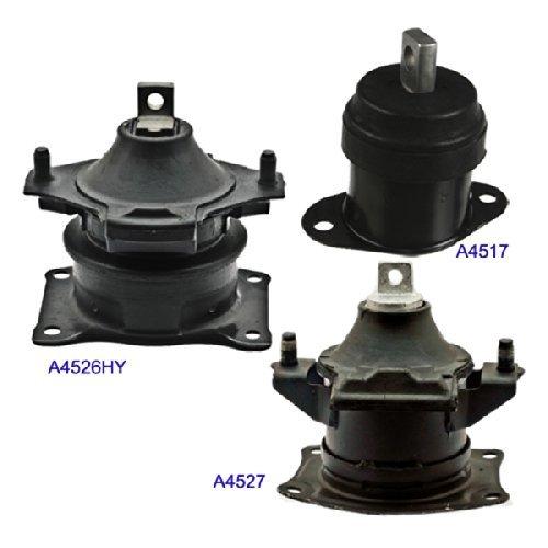 2006 honda accord motor mount kit - 3