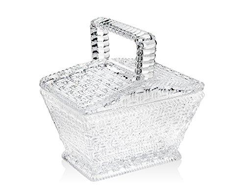 Crystal Basket - GodingerCoronado Covered Basket