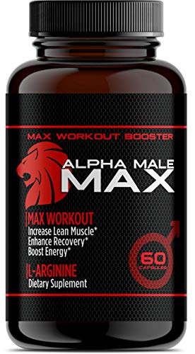 Alpha Male Max - Workout Support