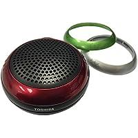 Toshiba Wireless Bluetooth Speaker: Indoor Outdoor Water Resistant & Splashproof Shower Speakers