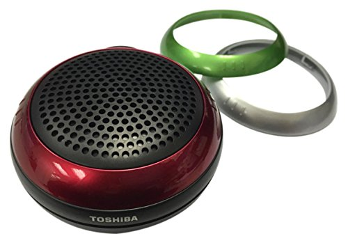 Toshiba Wireless Bluetooth Speaker: Indoor Outdoor Water...
