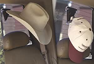 Back Seat Hat Racks