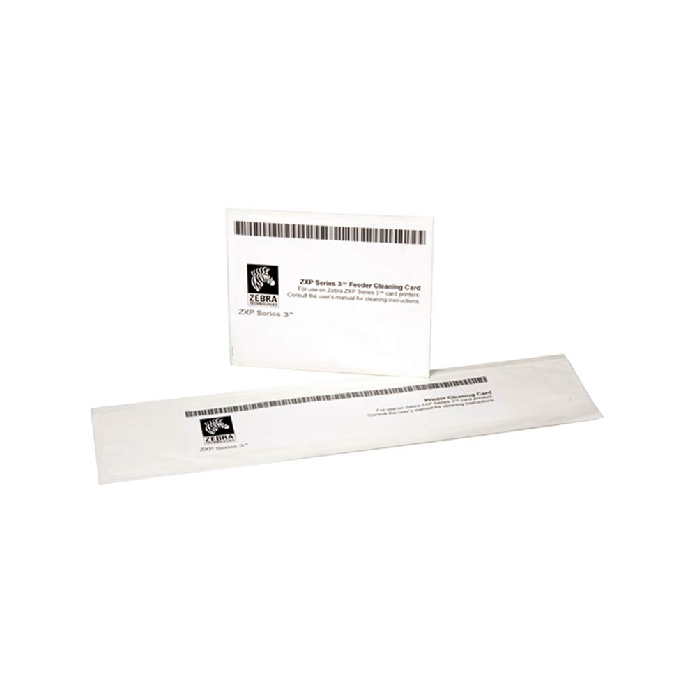 Amazon.com: Tarjeta de Zebra 105999 – 101 – Kit de limpieza ...