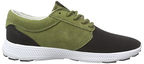 Olive Mixte Adulte Olb Black White Baskets Basses Hammer Run Supra Vert wPq0Ix