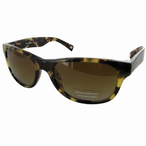 Tommy Bahama Unisex 'Waimea Wave' Polarized Wayfarer Sunglasses, - Tommy Bahama Sunglasses
